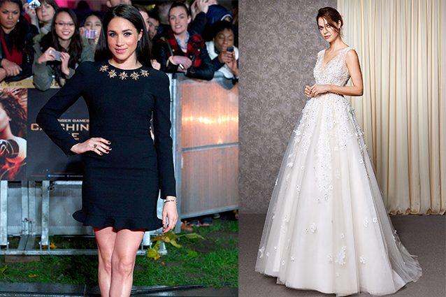 Matrimonio Meghan : Il vestito da sposa di meghan markle cosa dovrebbe