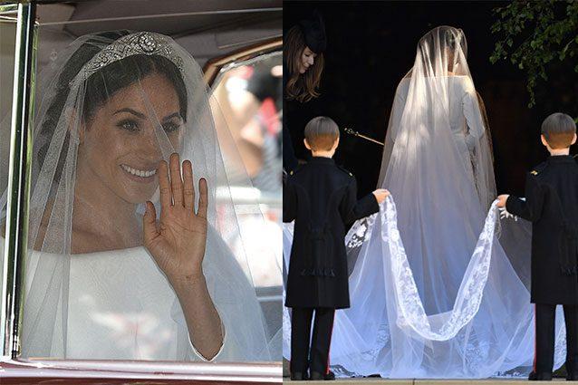 Matrimonio Meghan : L abito da sposa di meghan markle semplicità ed eleganza
