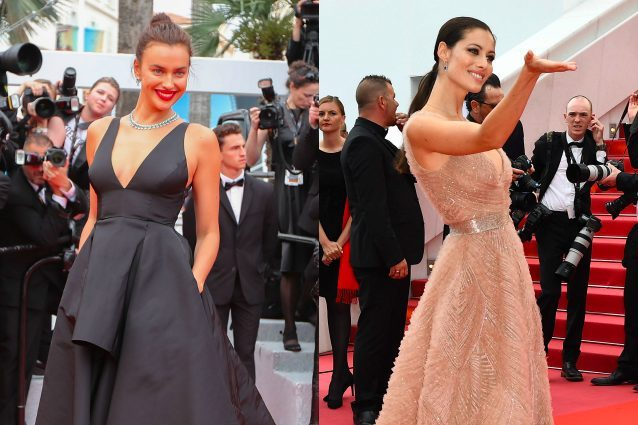 Cannes, la protesta delle attrici sul red carpet