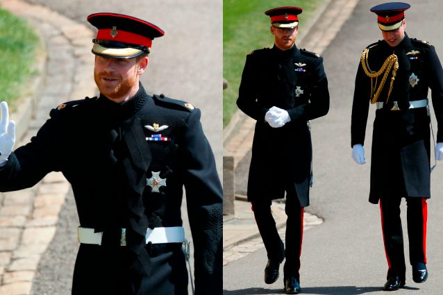Bambini sposi come Harry e Meghan (FOTO & VIDEO)