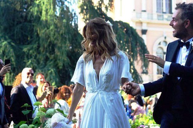 Matrimonio Bossari : Il look di cecilia rodriguez al matrimonio daniele