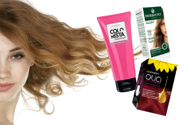 Colori per capelli naturali senza ammoniaca