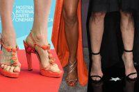 detailed look d5387 f6b7d Difetti da star: 10 celebrities con i piedi brutti (FOTO)