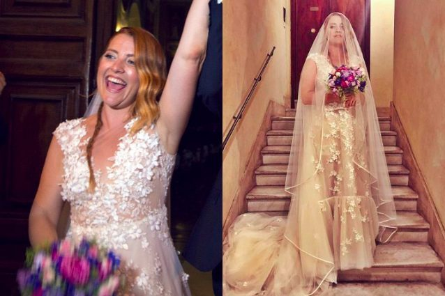 Noemi si è sposata: ecco le foto delle nozze postati su Instagram