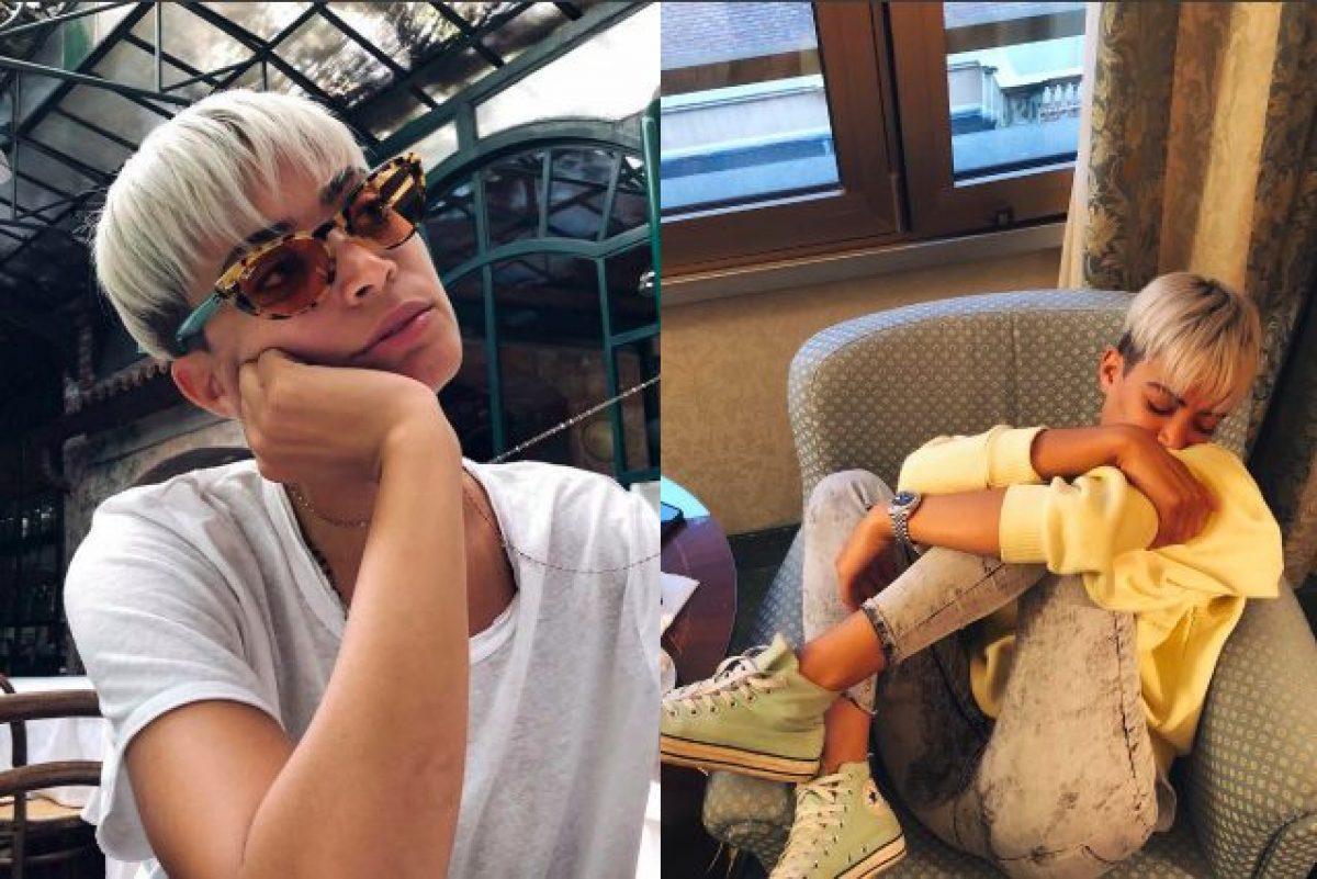 Taglio capelli maria de filippi amici 2018
