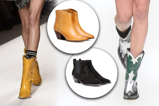 Il ritorno degli stivali texani: come indossare i camperos