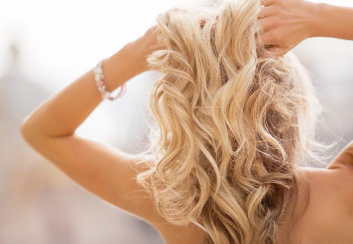 il lenitivo non causa la caduta dei capelli