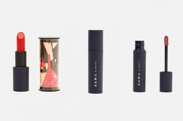 Zara ha proposto una novità esclusiva nelle ultime ore  a partire dal 5  dicembre metterà in vendita online la sua prima collezione di make-up. da4893b912d0