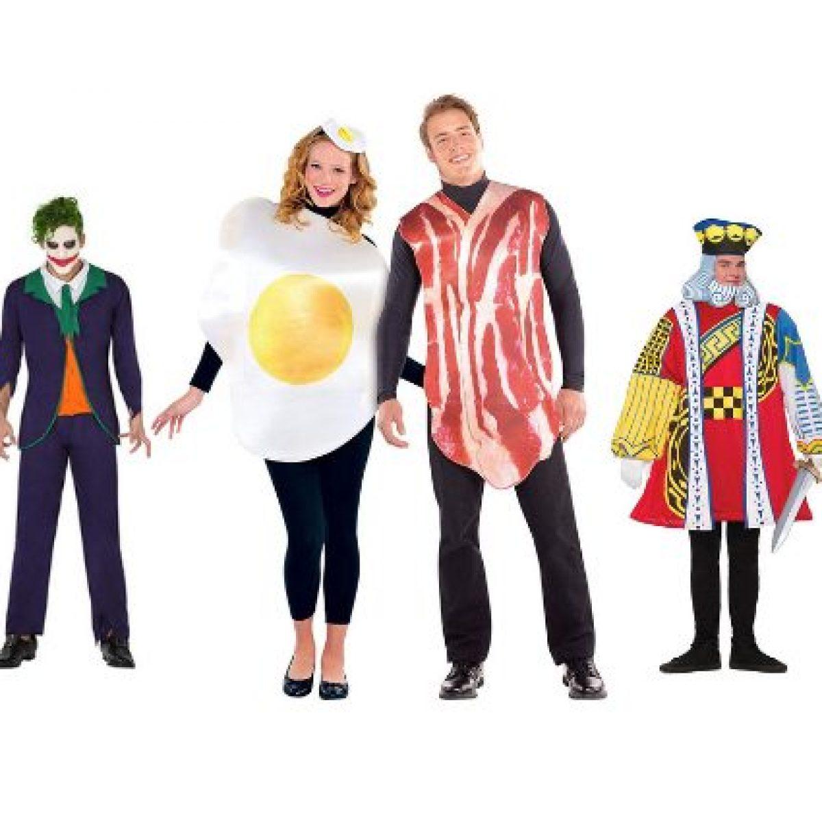 come acquistare cercare scarpe autunnali Costumi di Carnevale di coppia: 15 travestimenti divertenti ...