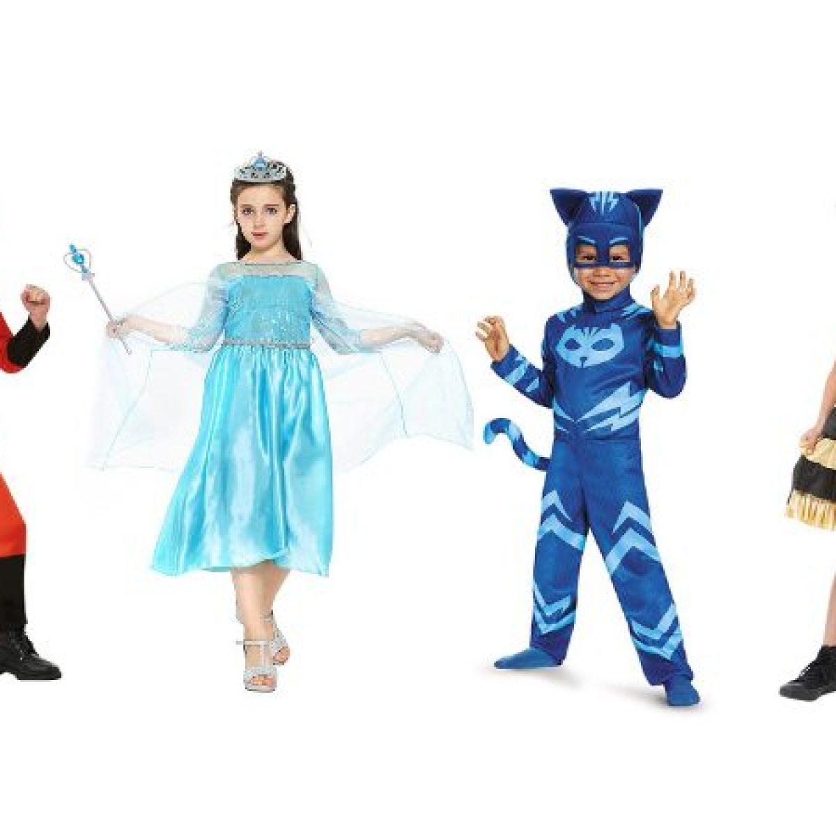 7997a771a3db Carnevale 2019: le novità dei costumi per bambini