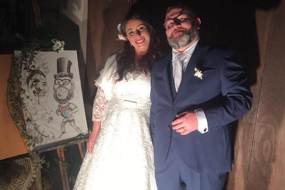Matrimonio in libreria sono lettori seriali scelgono la location originale per il fatidico s - Idea casa bisceglie ...