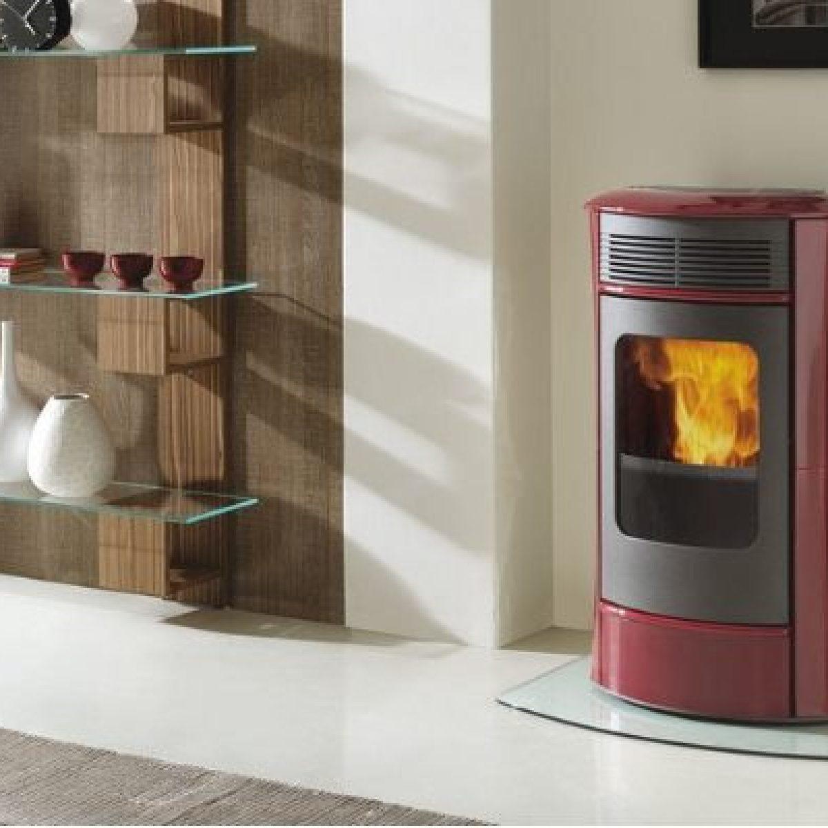 Pannelli Radianti Al Posto Dei Termosifoni migliori termostufe a pellet: la classifica 2020 delle più