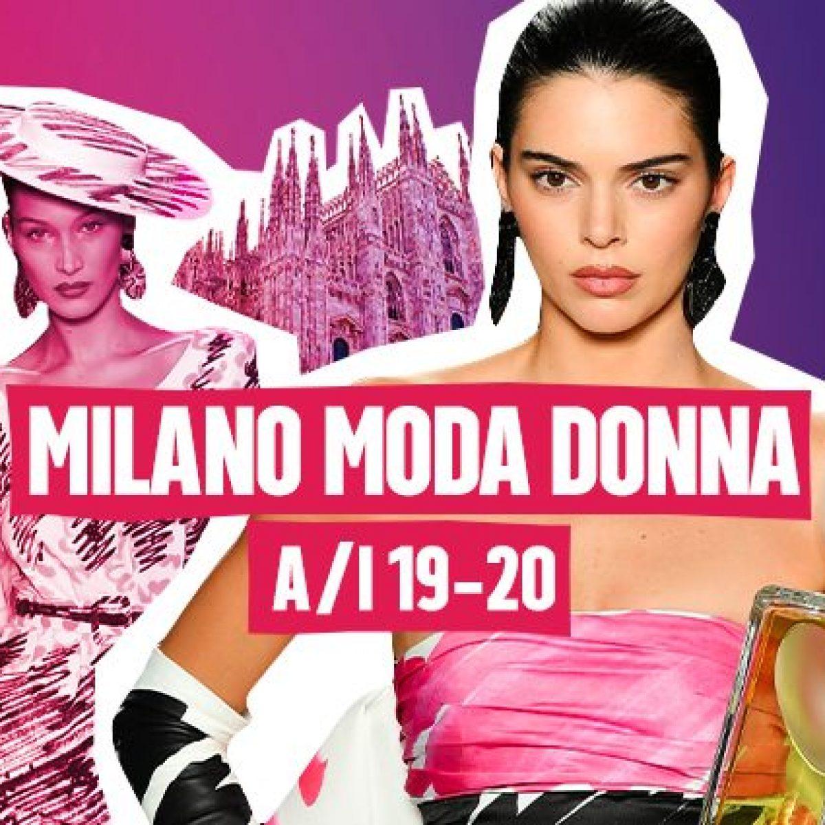 Calendario Moda Milano 2020.Milano Fashion Week A I 19 20 Il Calendario Delle Sfilate E