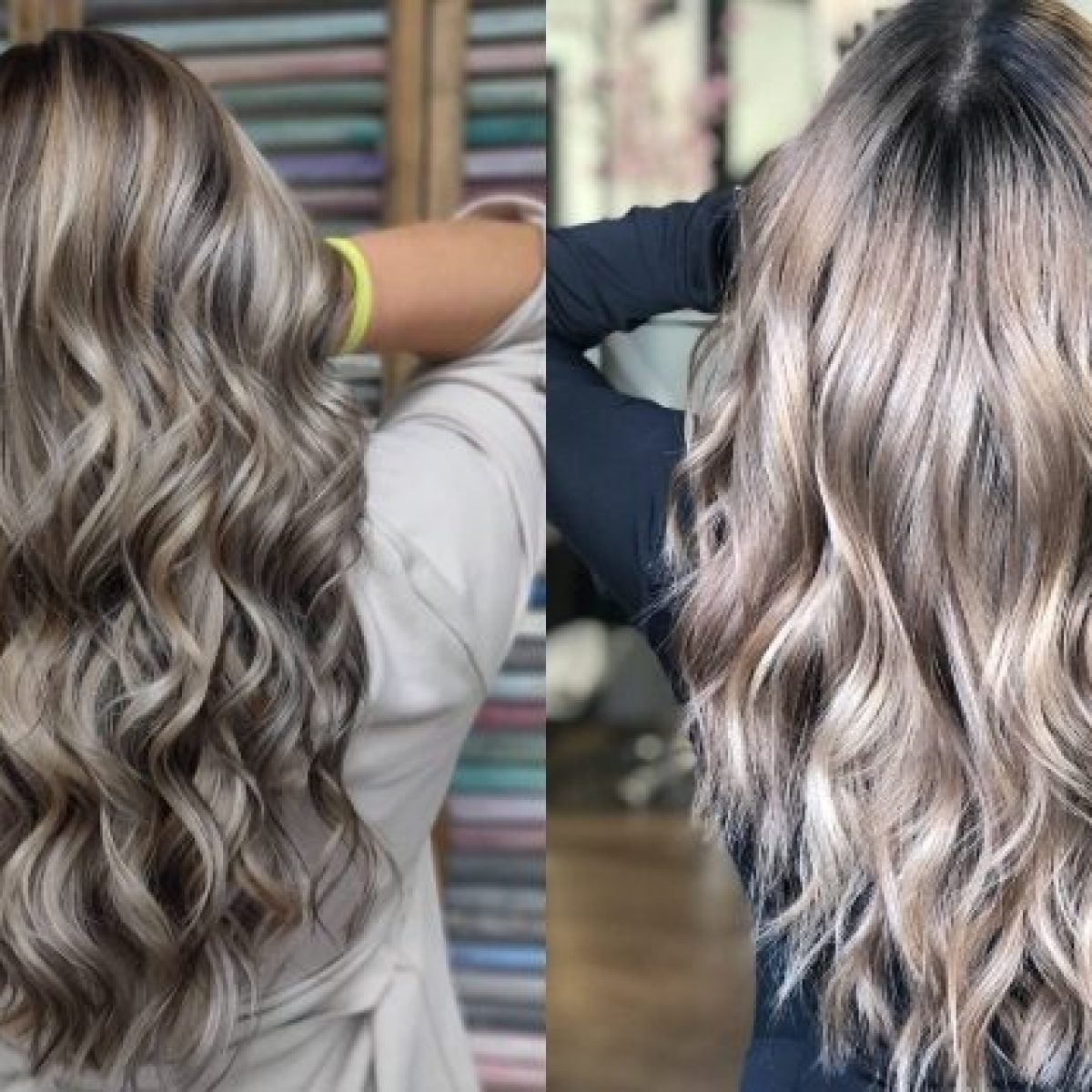 Mushroom Blonde Il Colore Di Capelli Trendy Perfetto Sia