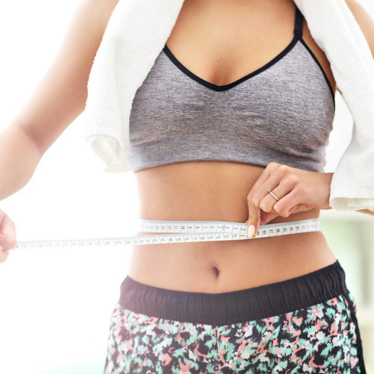 ridurre il grasso attorno alla vita