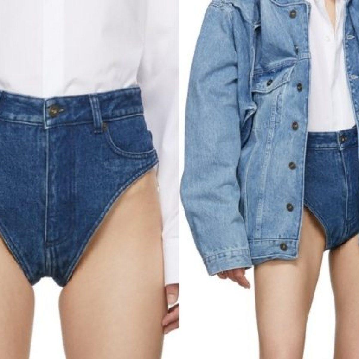 Arrivano Le Mutande Di Jeans Che Costano Quasi 300 Euro Chi Ha Il