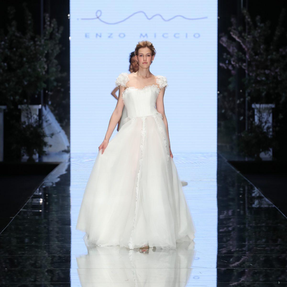 scarpe esclusive dettagli per metà prezzo Enzo Miccio presenta la collezione di abiti da sposa 2020: Ecco ...