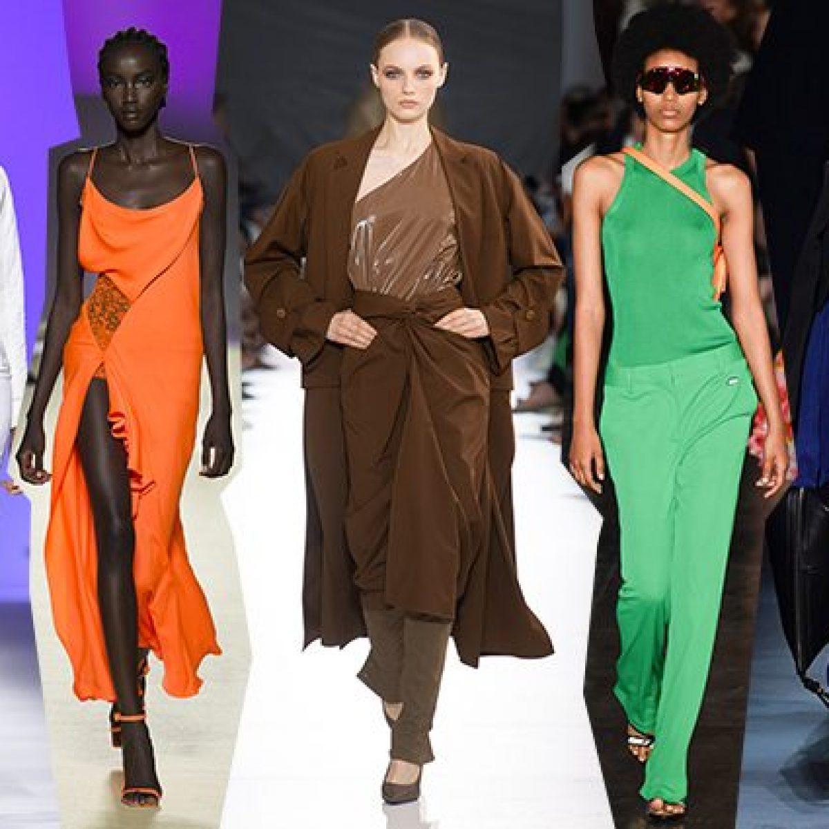Che Colore Abbinare Al Giallo arancio e blu elettrico, i colori di moda in primavera