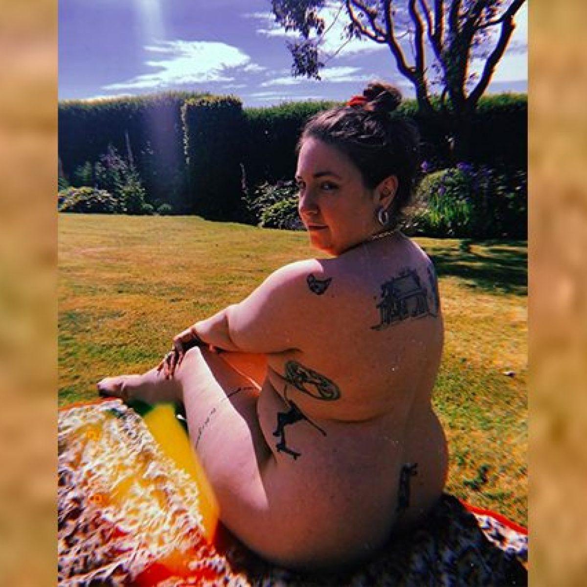 Lena Dunham sesso video