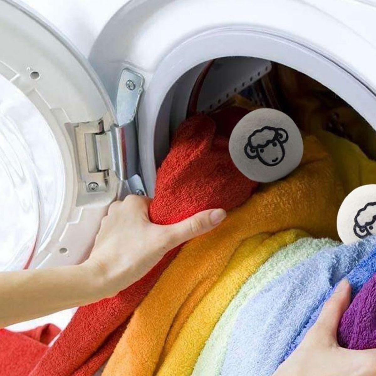 Cosa Non Mettere Nell Asciugatrice palline ammorbidenti, l'alternativa naturale per asciugatrice