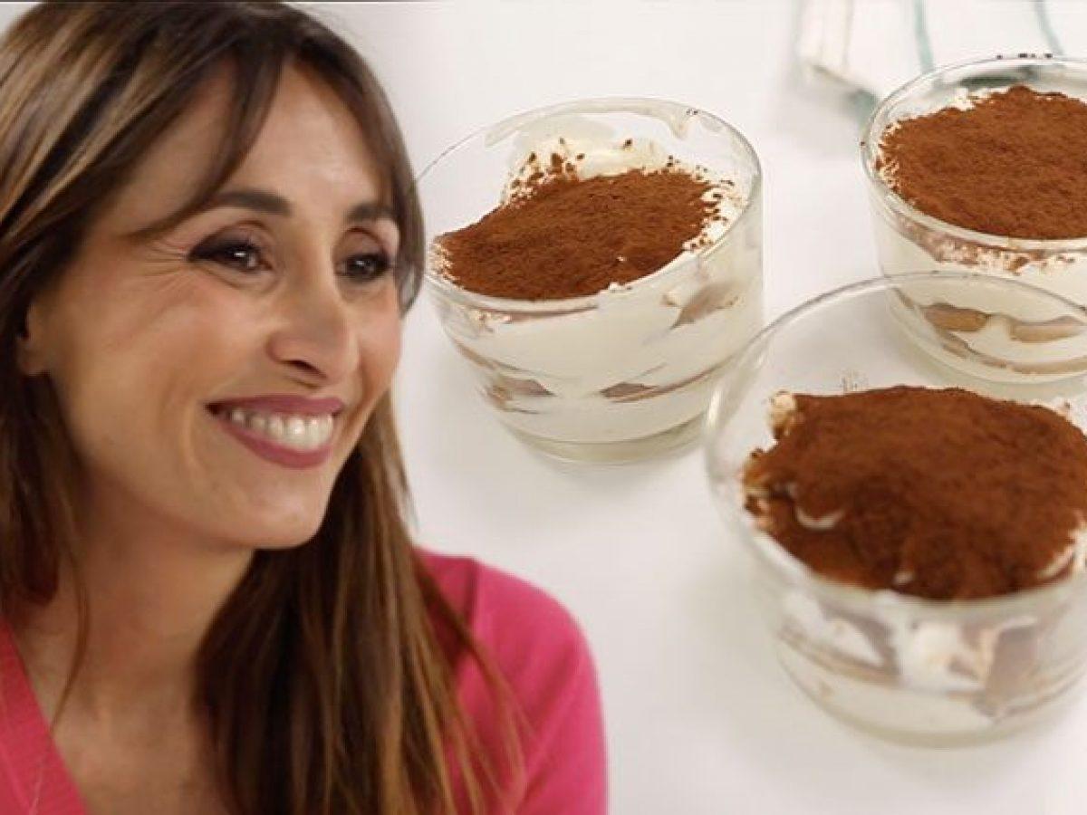 Ricetta Di Tiramisu Di Benedetta.Benedetta Parodi La Ricetta Del Tiramisu Al Latte Senza Uova Da Servire Nel Bicchiere
