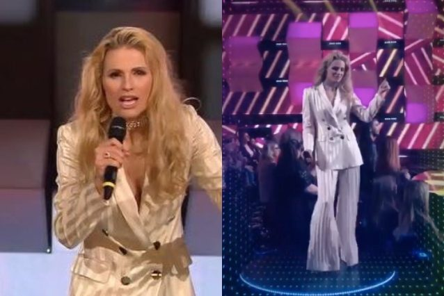 Michelle Hunziker cambia look a All Together Now: per la ...