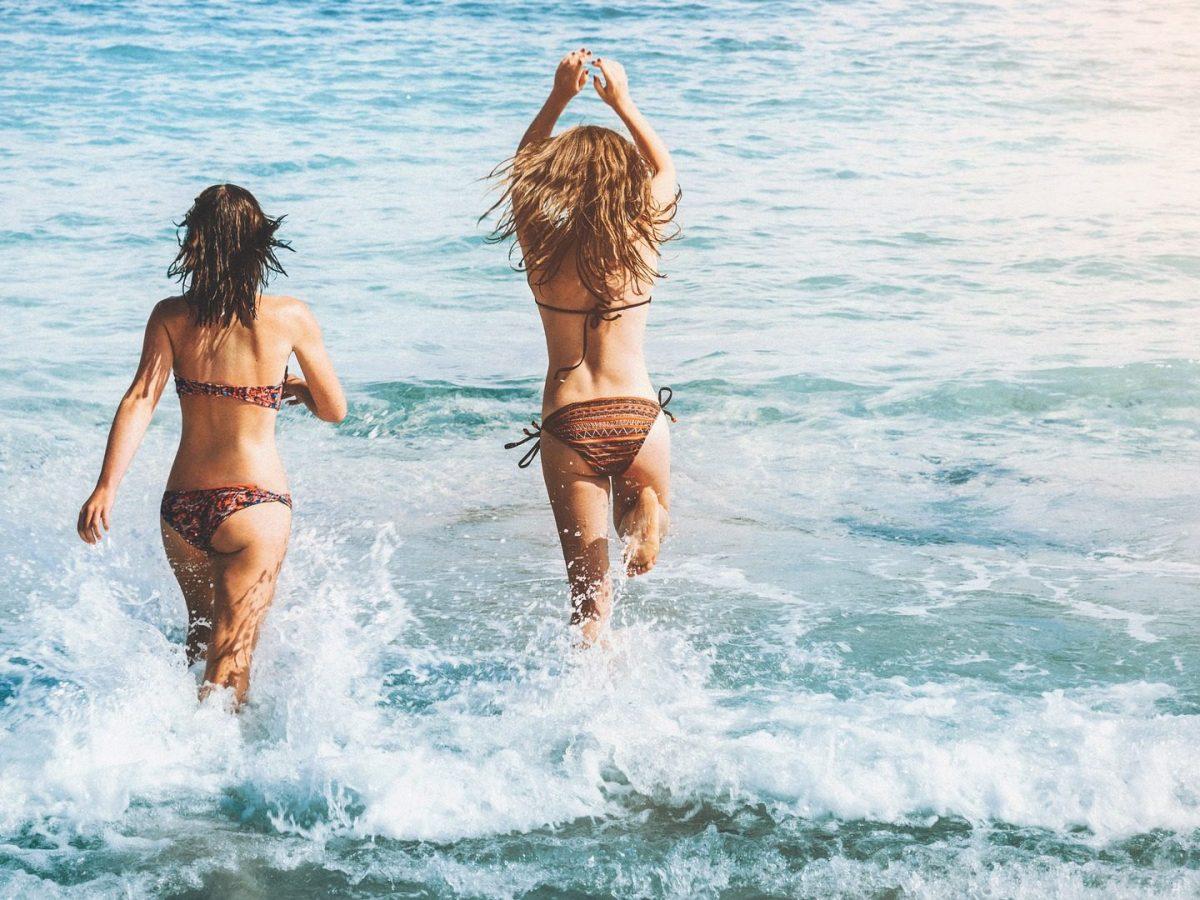 bikini mare piscina fascia vita alta sgambato brasiliano