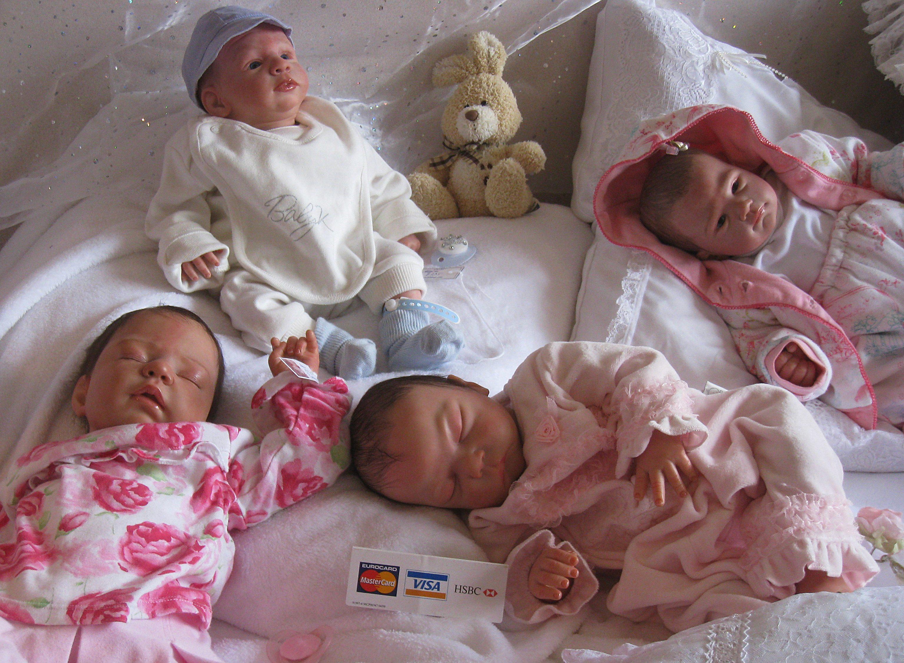 a che servono le bambole reborn