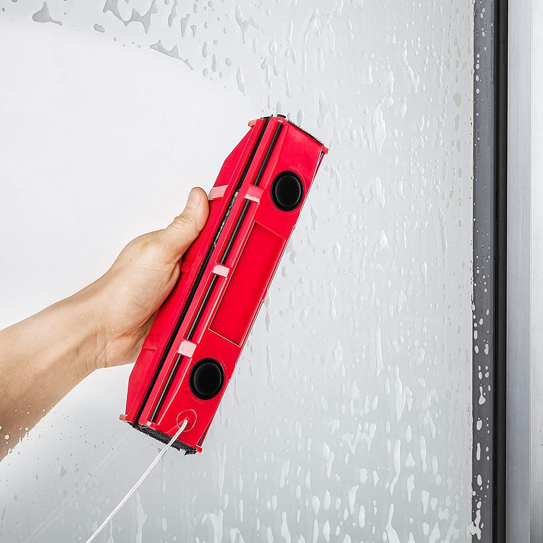 Lava E Asciuga Vetri Elettrico la soluzione per pulire i vetri anche esternamente senza fatica