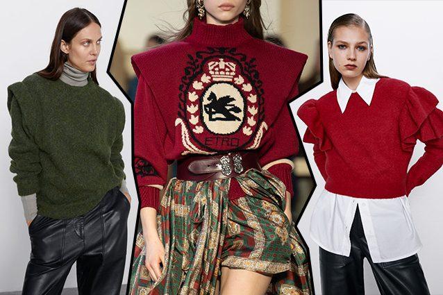 nuovo design codici promozionali nuovi speciali Maglioni di moda per l'inverno 2020: quest'anno si portano i ...