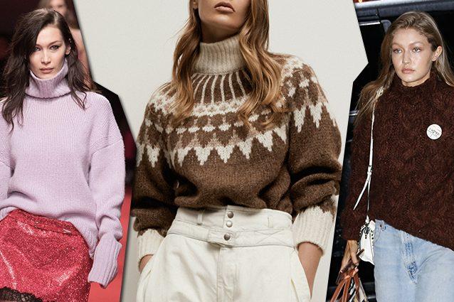 economico in vendita stili classici vendita a buon mercato usa Tendenze moda per l'inverno 2020: quest'anno i maglioni si portano ...