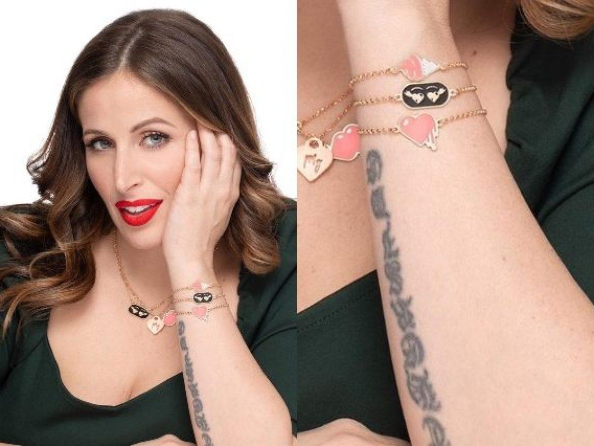 Clio Make Up Ha Grosso Tatuaggio Sul Braccio Il Suo Significato E Simbolico