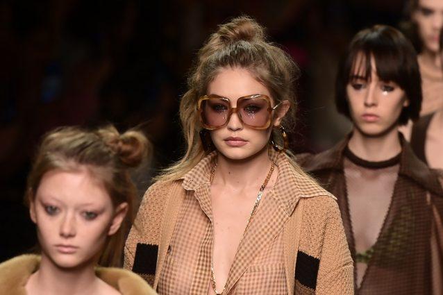 Milano Fashion Week: Cina grande assente, più di mille prese