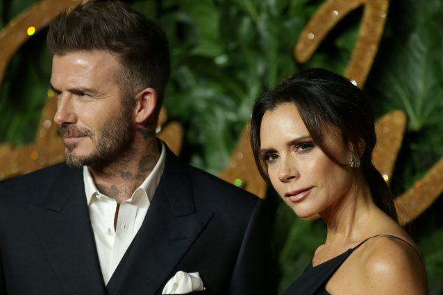Victoria e David Beckham, in un video la dichiarazione d'amo