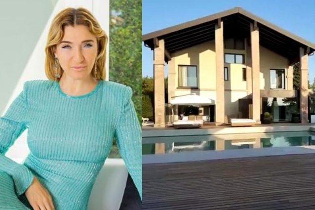 Elisabetta Franchi apre le porte di casa: la lussuosa villa