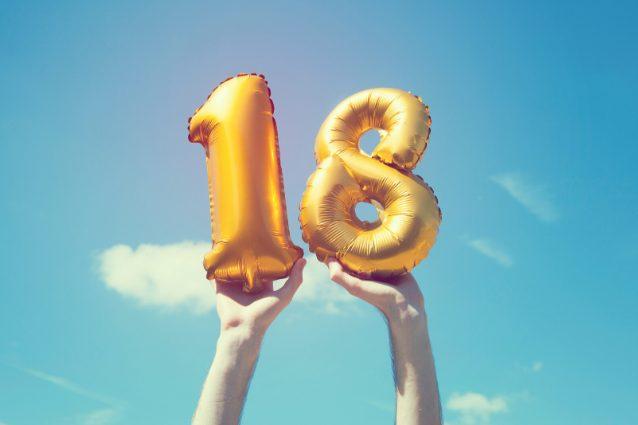 13 idee regalo per i 18 anni