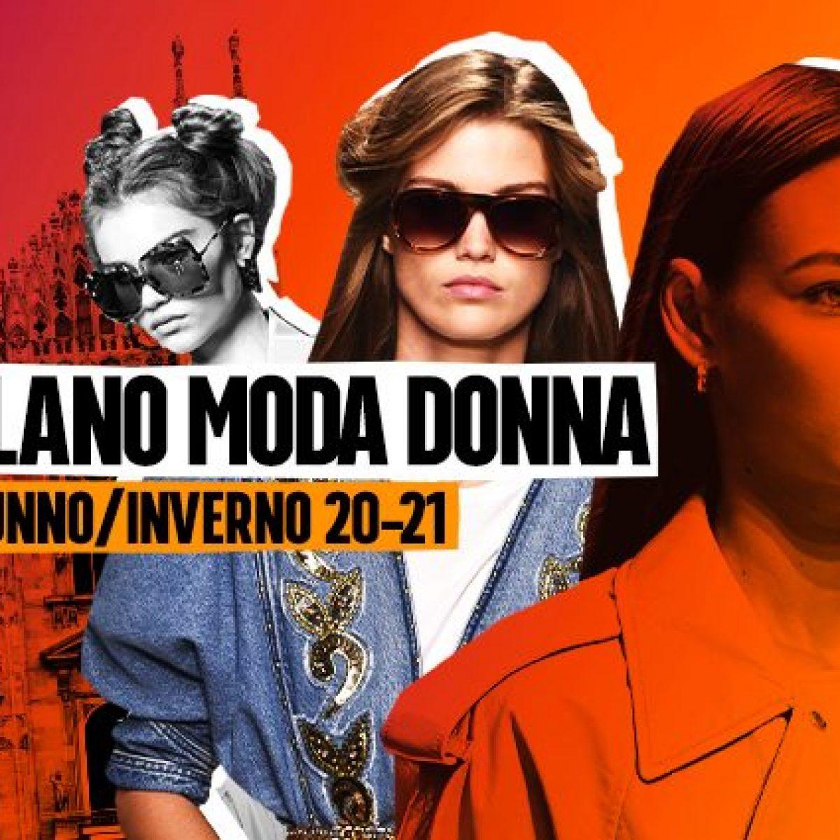 Milano Fashion Week A/I 20 21: le novità, gli eventi e i party da