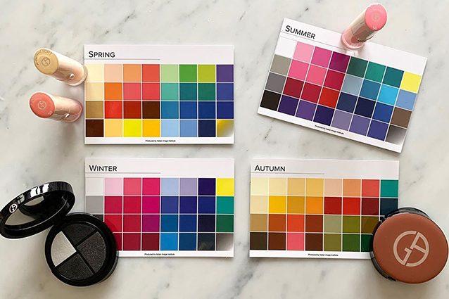 Armocromia e make up: la guida per truccarsi con i colori gi