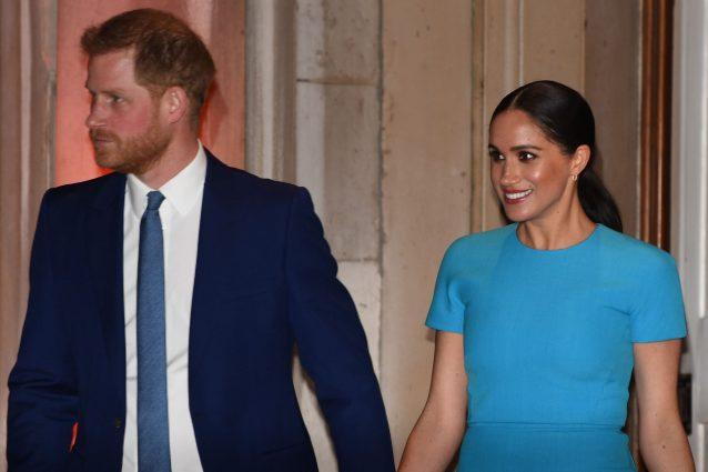 Harry e Meghan non trovano pace in tempi di Coronavirus: sce