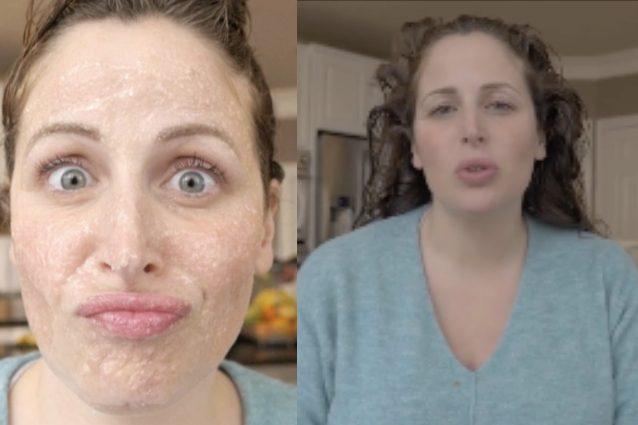 Clio Make Up, consigli beauty per la quarantena: maschera fa
