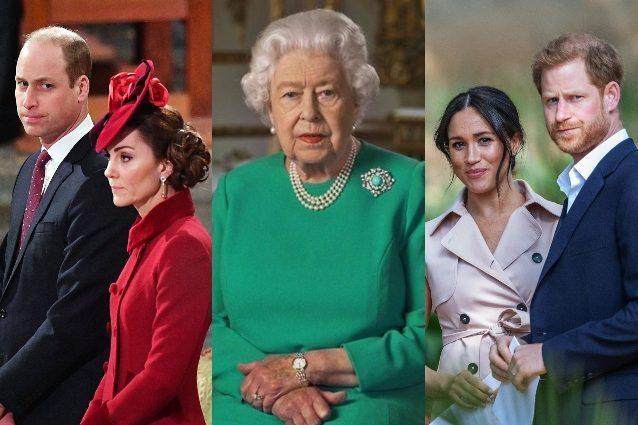 William e Kate, il dolce gesto per supportare la regina: Har