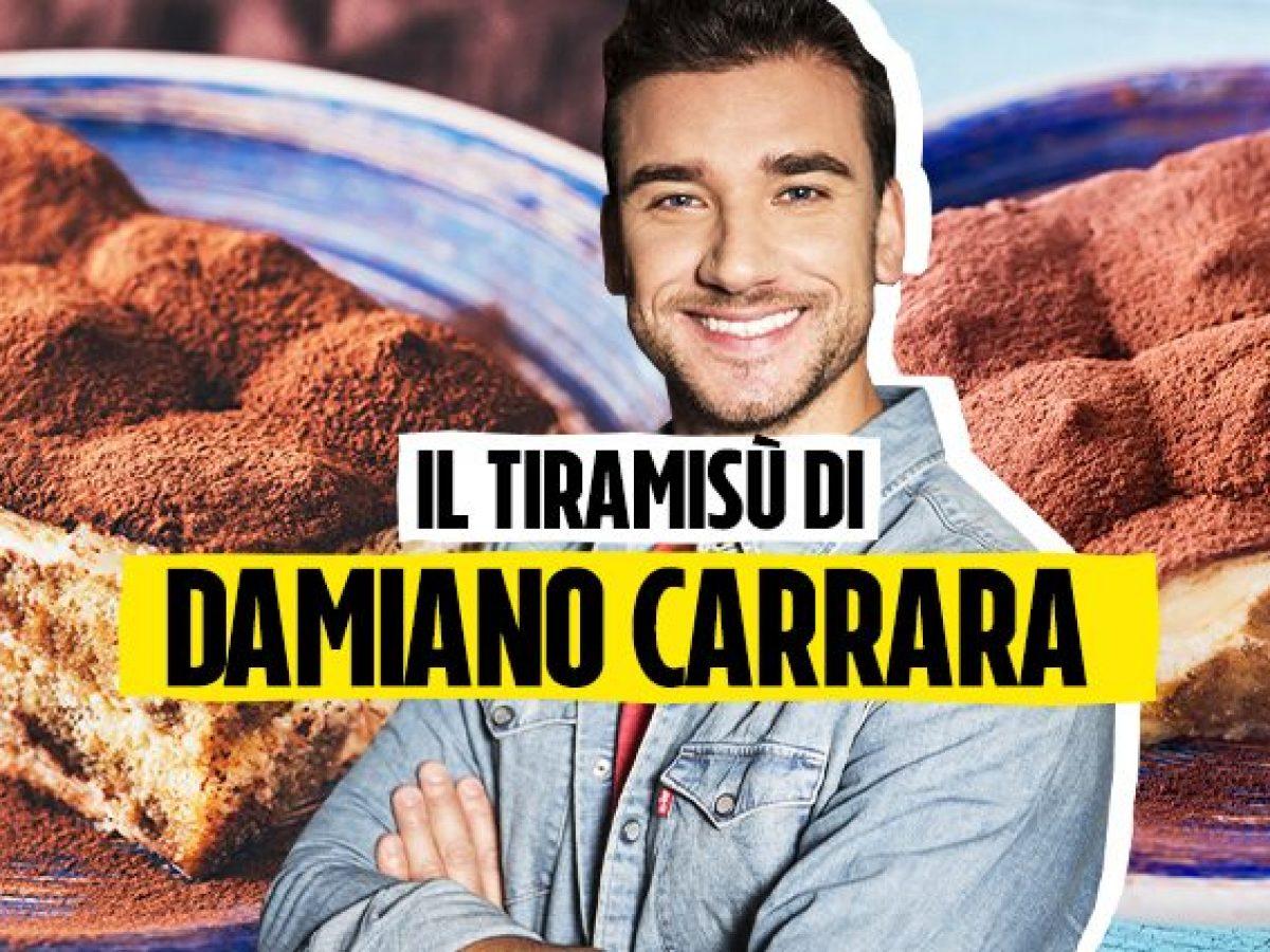 Ricetta Tiramisu Pastorizzato.Tiramisu Con Savoiardi Fatti In Casa Come Preparare Il Dolce Con La Ricetta Di Damiano Carrara
