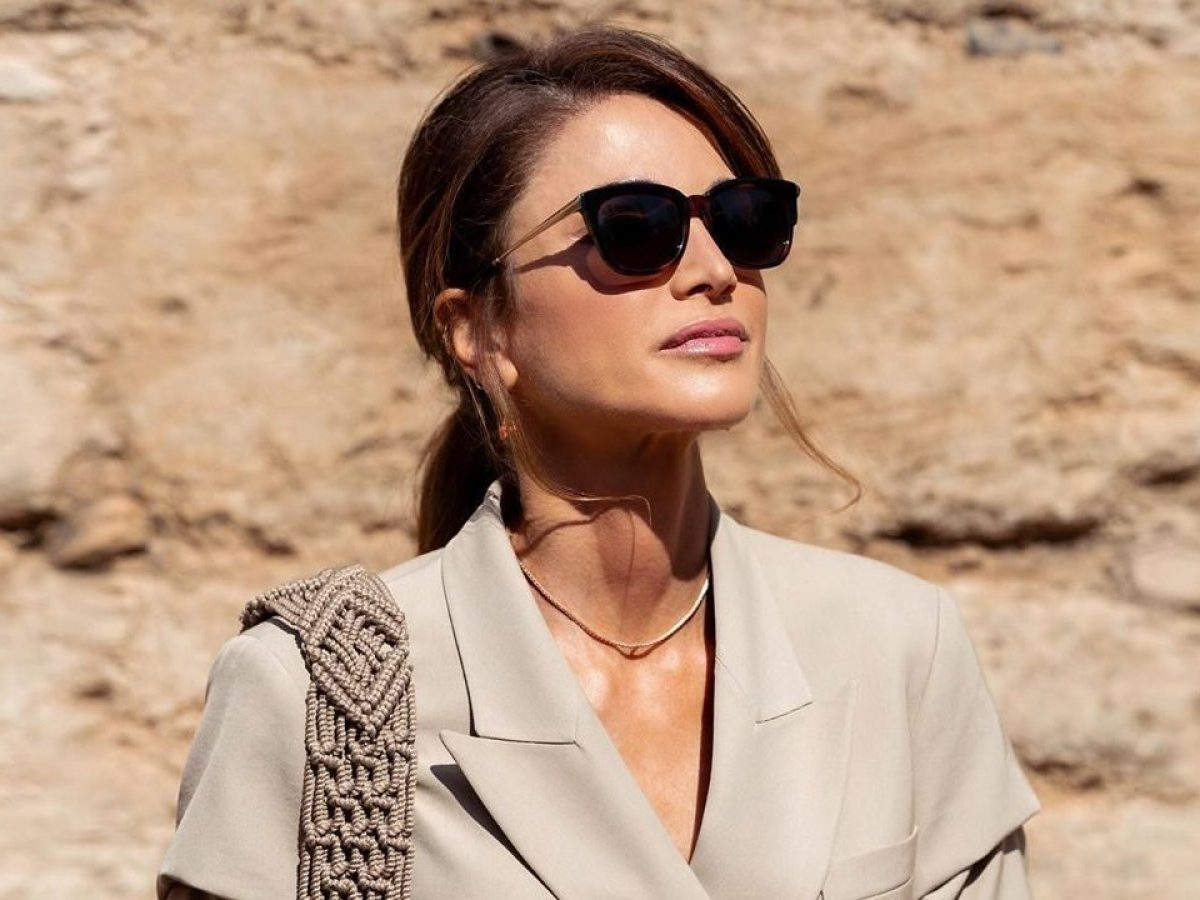 Rania Di Giordania Compie 50 Anni Buon Compleanno A Un Icona Di Stile Reale