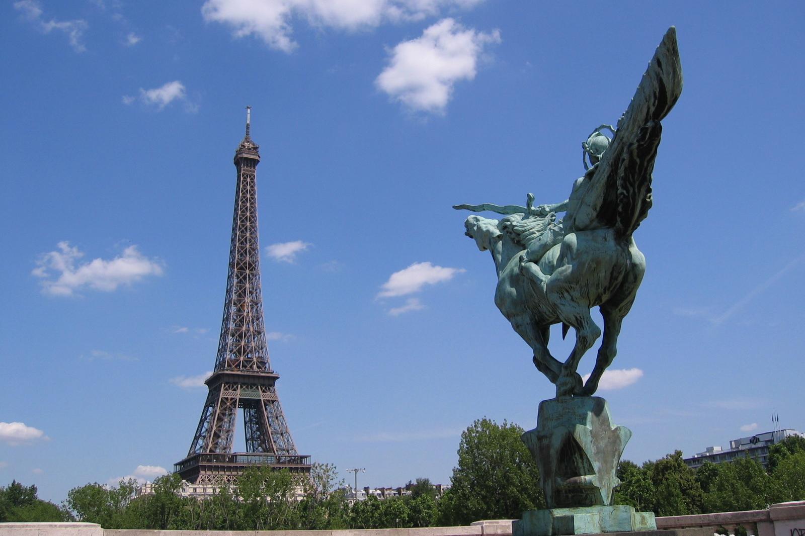 Cosa fare a parigi consigli per una vacanza nella - Simboli di immagini della francia ...