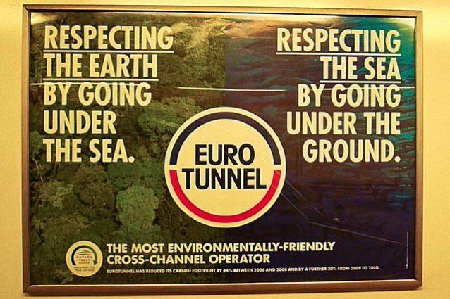 Tunnel della Manica: passare da Francia a Inghilterra con l'Eurotunnel