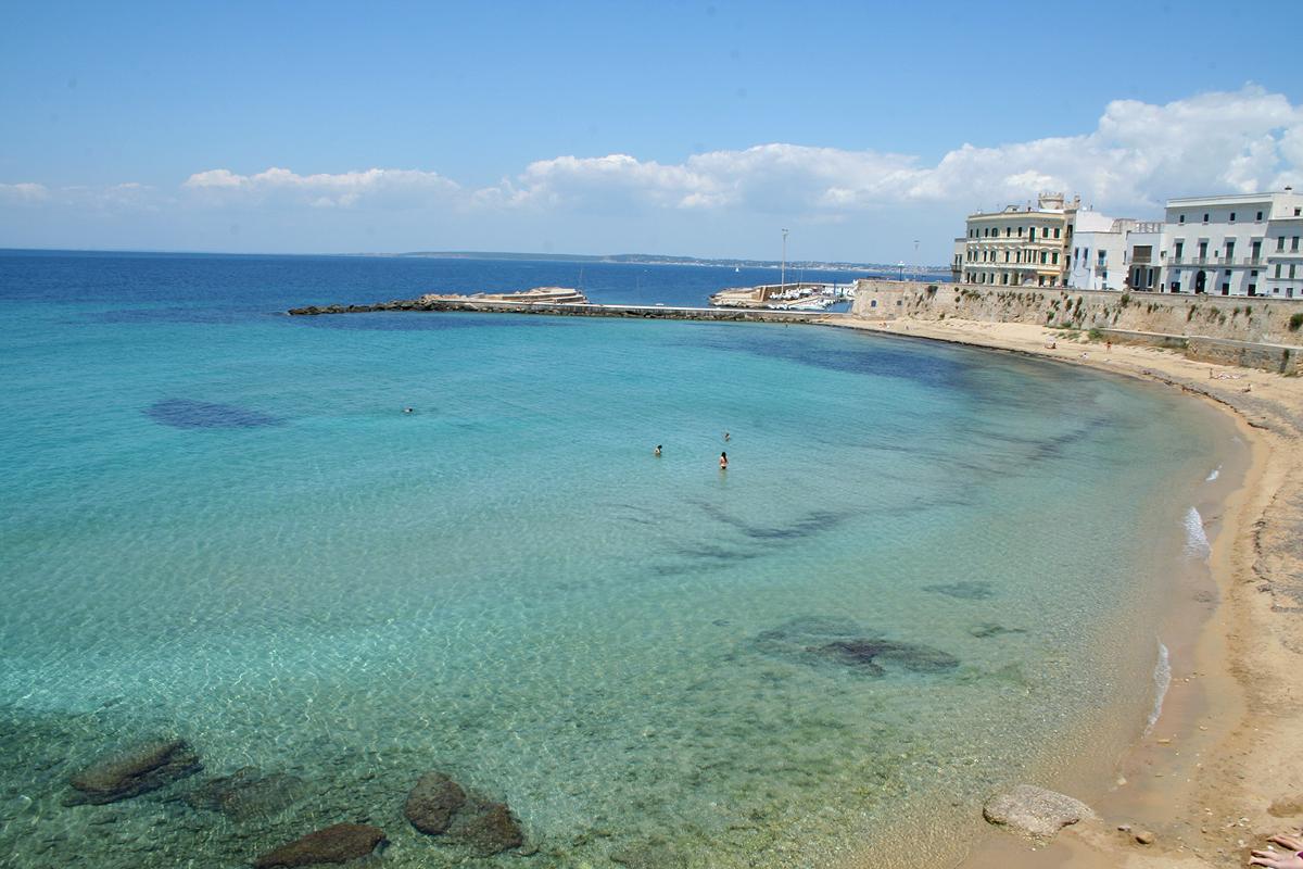 Vacanze al mare in puglia - La finestra sul mare gallipoli ...