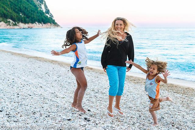 La Croazia è una meta adatta anche alle famiglie. Foto di: Flickr.