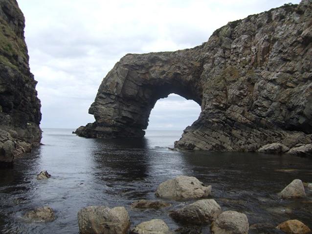 Great Pollet Arch, Irlanda del Nord.