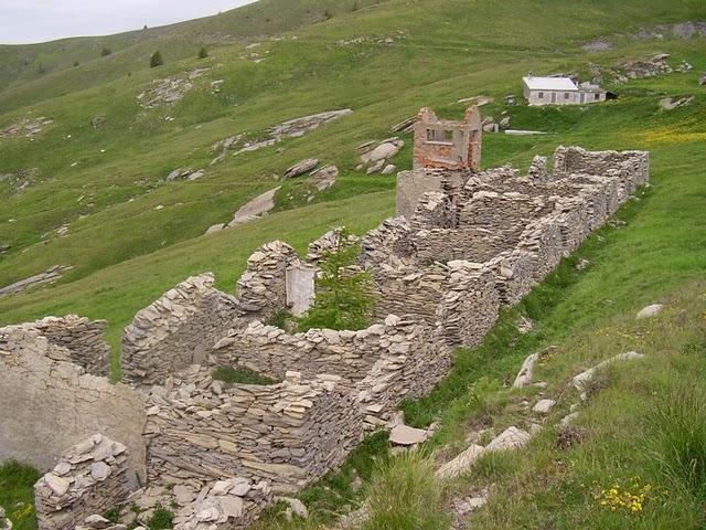 I bunker alpini sui Balconi di Marta