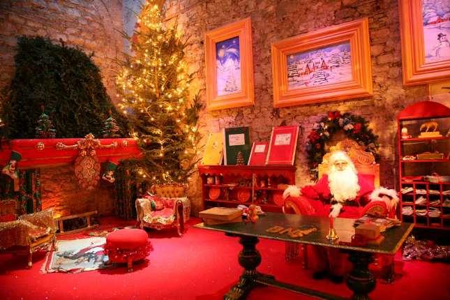 La Casa di Babbo Natale a Montecatini